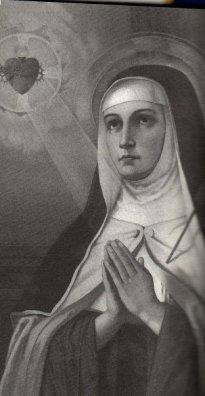 """Sveta Tereza iz Avile našla je upotpunjenje """"kada svaki udisaj počne tiho da izgovara ime Božje""""."""