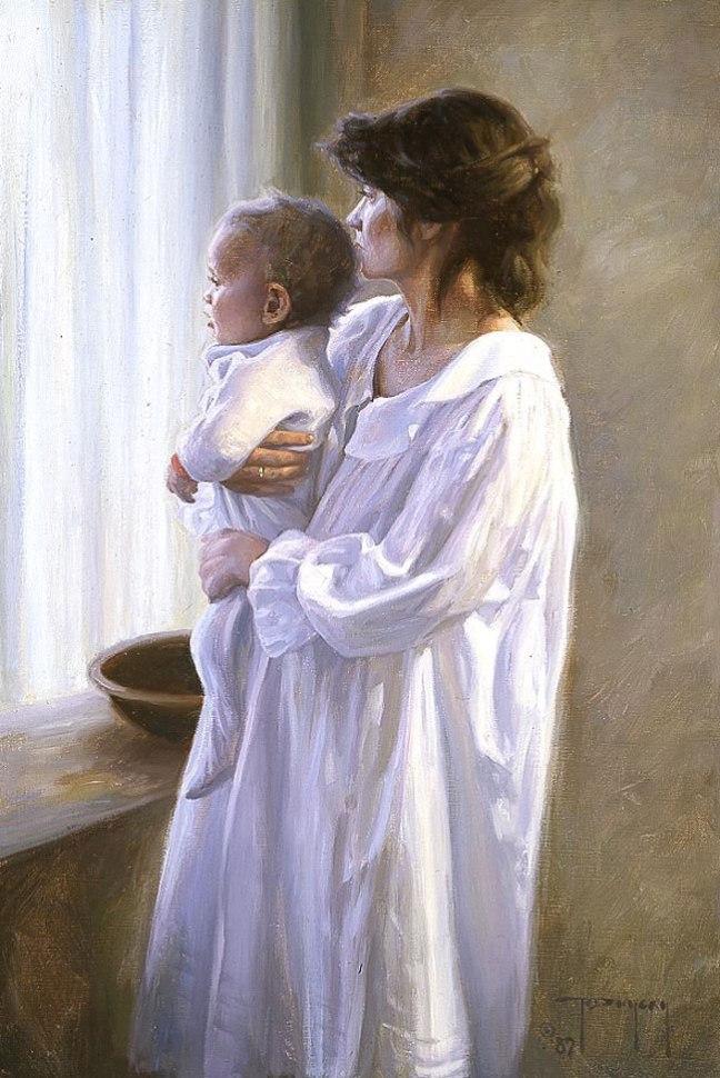 Majka i sin – sveti odnos