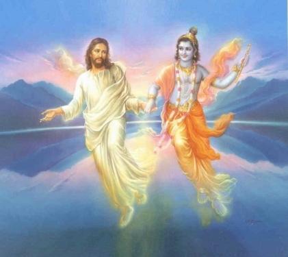 Sve manifestaije su potekle od jednog Boga