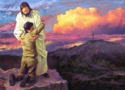 Kada se problem prihvati sa staloženošću, on čisti čoveka.