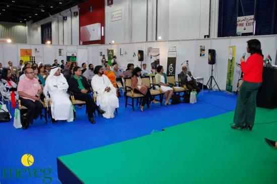 MeVeg Congress in Dubai - Mohanji - Passion for Compassion