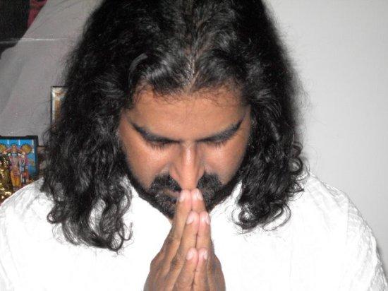 Mohanji namaskar