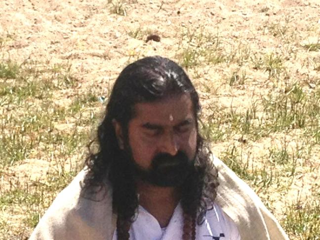 Mohanji . Kailash Yatra 2012