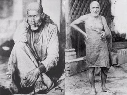 Sai Baba i Upasani Maharadž