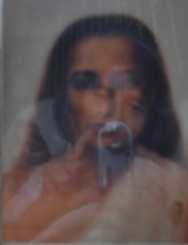Biba naslonjena na Babadjijevo rame, sa suzama zahvalnosti… Jedinstvena slika!!!