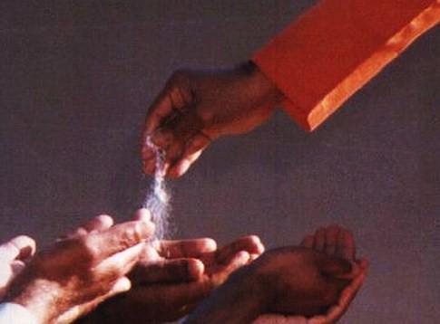 Sai i njegov sveti prah Vibuti