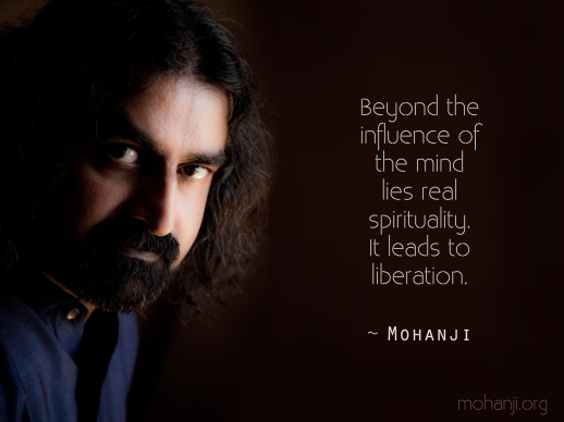Mohanji quote objectivity