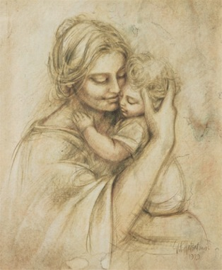 6 mother-with-child-image