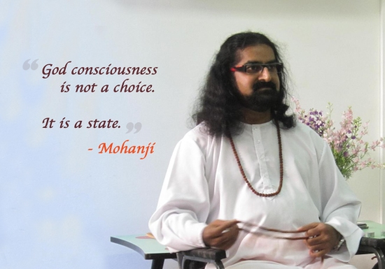 Svest nije izbor, ona je stanje