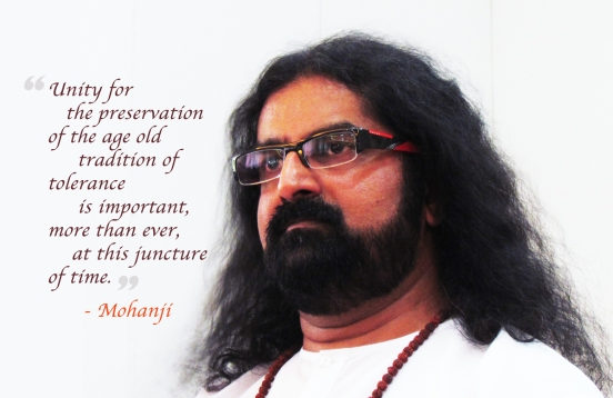 Važno je jedinstvo za očuvanje vekovima stare tradicije.