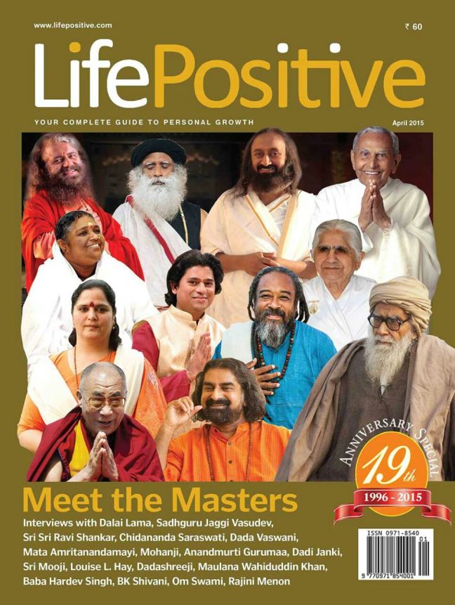 Life Positive - April 2015