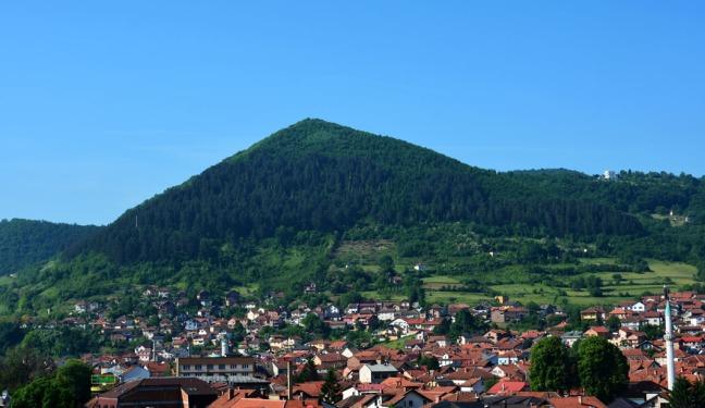 Piramida sunca u Bosni