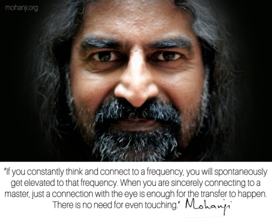mohanji-quote-if-you-constantly-think-and-connect-to-a-frequency