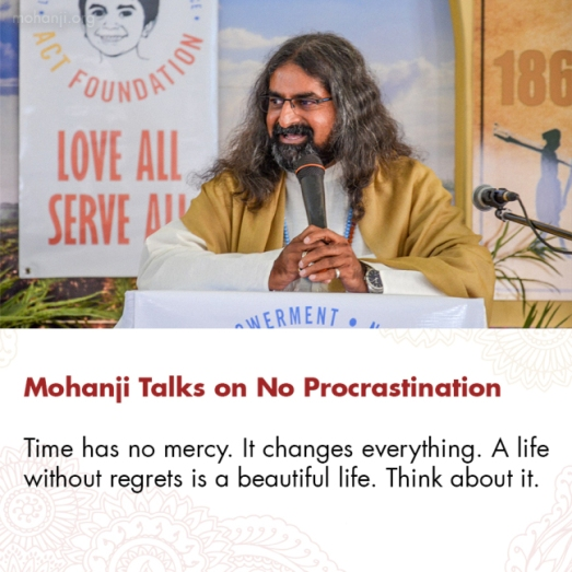 mohanji-quote-no-procrastination