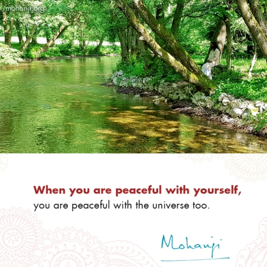 mohanji-quote-peaceful-with-yourself