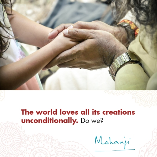 mohanji-quote-unconditional-love
