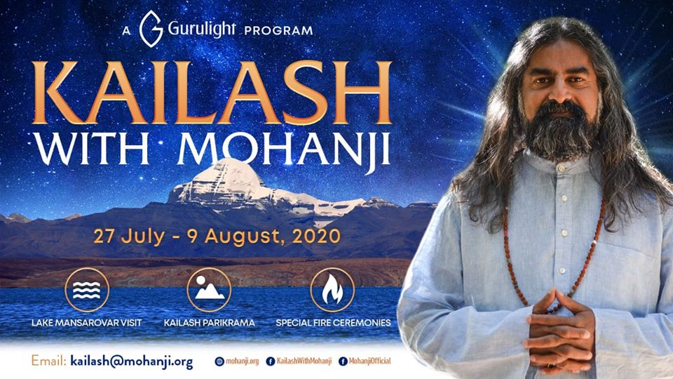 Kailash with Mohanji 2020